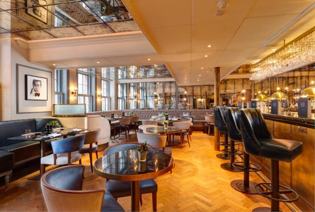 Dukes London GBR (Great British Restaurant)