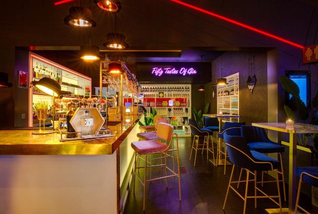 Pullman London St Pancras Bar