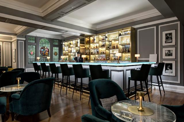 Brown's Hotel - Donovan Bar - Photo Credit - Janos Grapow
