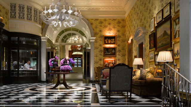 Savoy Interior