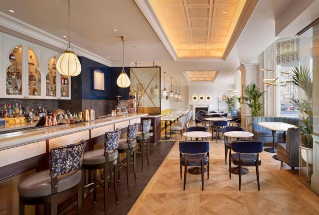 100 Queen's Gate WA Restaurant