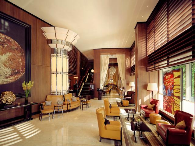 45 Park Lane-Lobby Lounge
