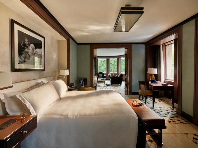 45 Park Lane-Park Lane Suite-Bedroom