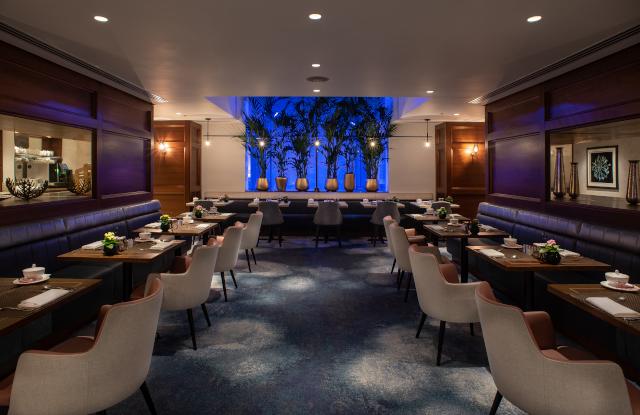 Conrad London St. James Executive Lounge