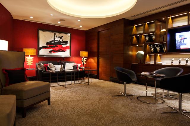 Conrad London St. James Concierge Lounge