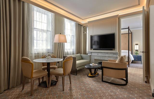 Great Scotland Yard London Sherlock Suite