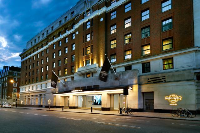 Hard Rock Hotel London Exterior