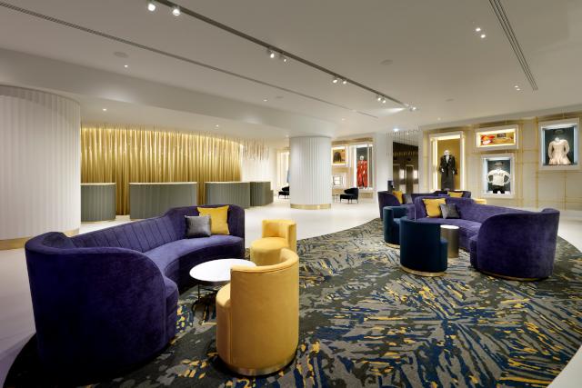 Hard Rock Hotel London Interior 2