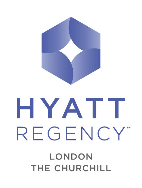 Hyatt Regency London - The Churchill Logo