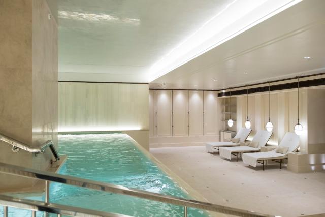 Lanesborough Club Spa Room Hydro Pool