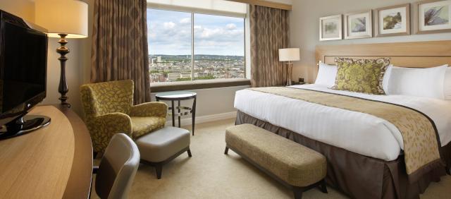 London Hilton on Park Lane - Family Suite