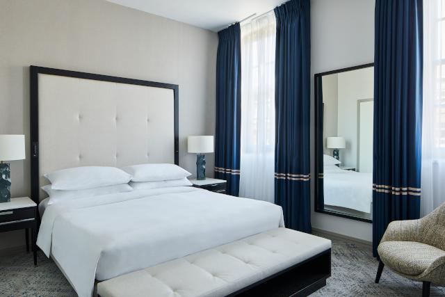 London Marriott Grosvenor Square Room