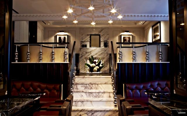 London Marriott Grosvenor Square The Luggage Room_Steve Ryan Photographer