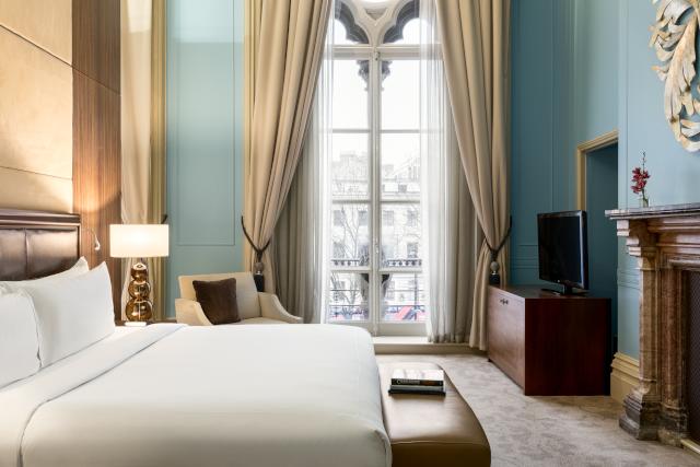 St Pancras Renaissance Hotel Haywood Suite