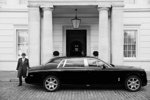 The Lanesborough Rolls Royce Phantom